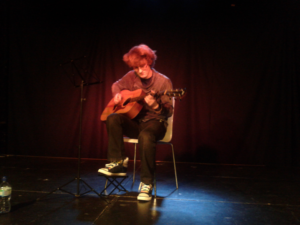 Anselm McDonnell @ The Black Box, Belfast 2013