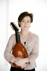 Had a private masterclass with Liz Kenny (lutist) 17th Oct. 2013. (Photo LK website).
